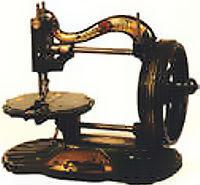 historia de la maquina de cocer: