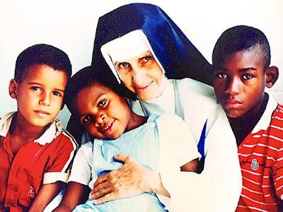 NossaCasa é Irmã Dulce