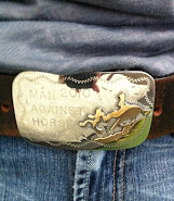 My First 50 mile Buckle