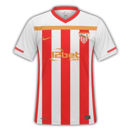 2 Nike Sevilla Número ~ Para Fc Futbolitis La 10 qv0n0O8