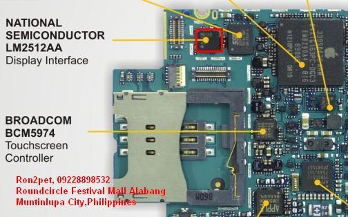 Mobile Repair  Iphone 3g Lcd Faint Image Display