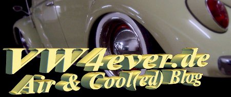 VW4ever.de - Air & Cool(ed) Banner