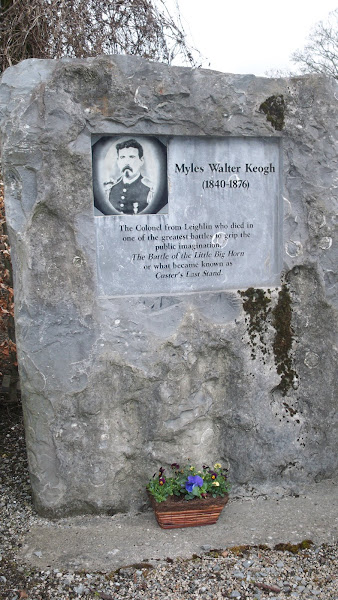 Keogh Memorial - Leighlinbridge, County Carlow