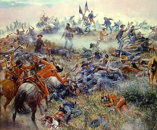 Custer&#39;s Last Stand