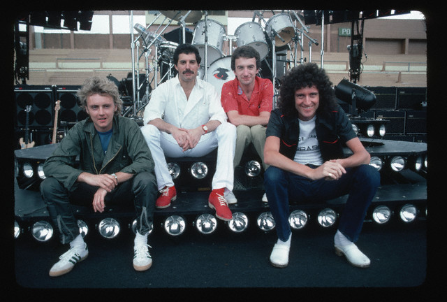 Queen - Save Me - Argentina (1981)