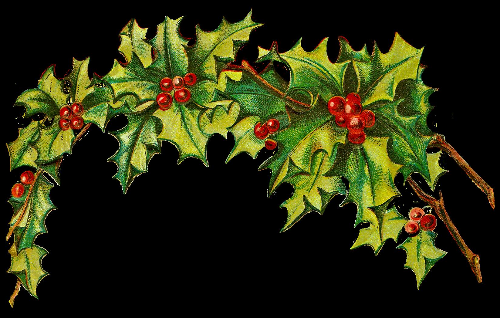 free vintage christmas border clip art - photo #3