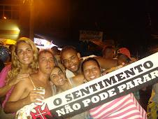 É carnaval, é Rio de Janeiro...
