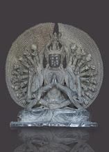 Guanyin, deidad de los titiriteros de sombra