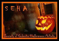 Proud Member of Society of Eclectic Halloween Artists on Ebay