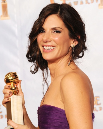 Sandra Bullock Photo Courtesy Of Elle Com Sandra Bullock Wears