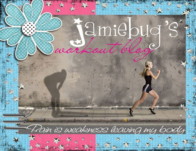Jamiebug Workout