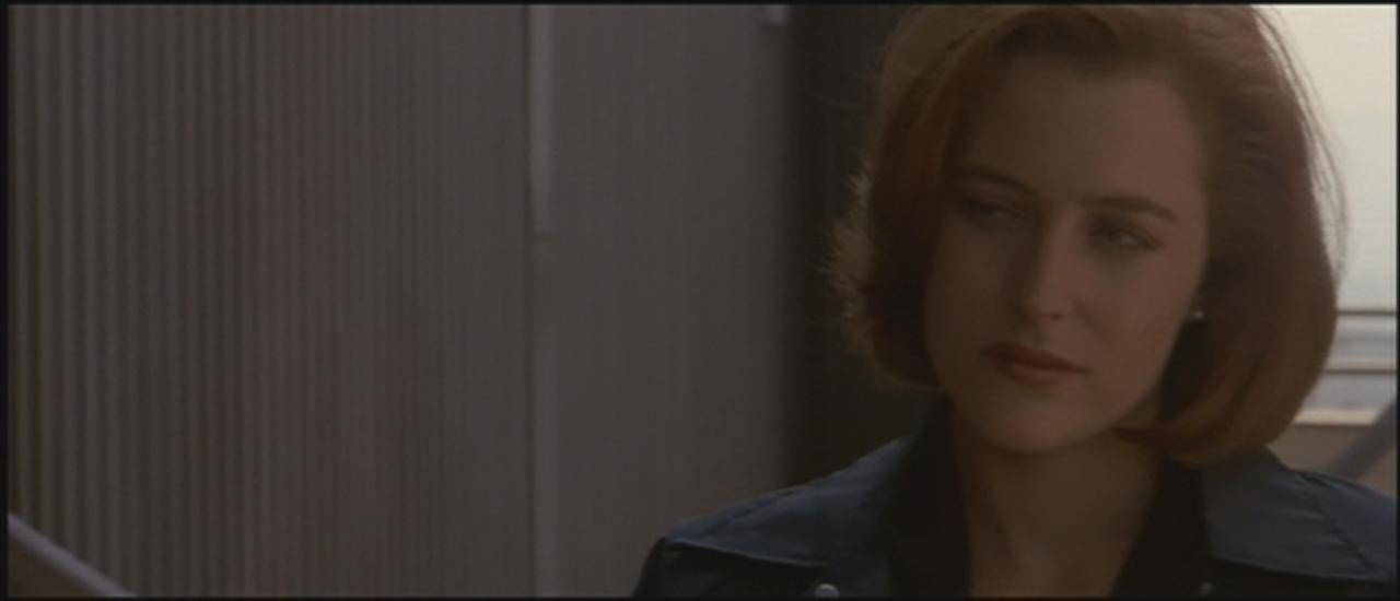 Dana Scully Hair
