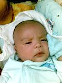 Muhammad Izzul Adha 2 bulan