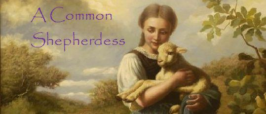 A Common Shepherdess