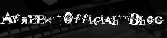 Official Afreex Blog