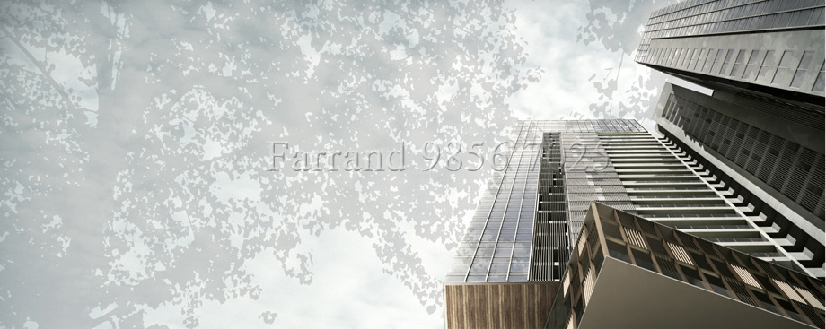 Orchard Condos: Twin Peaks