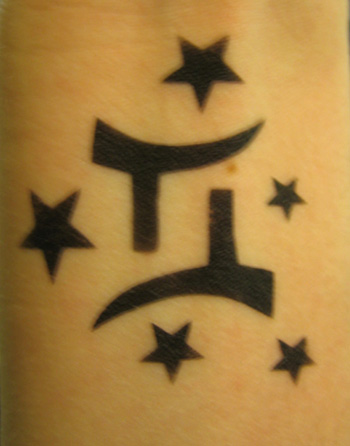 Ideas For Gemini Design Tattoo There are a lot of legends about Gemini in