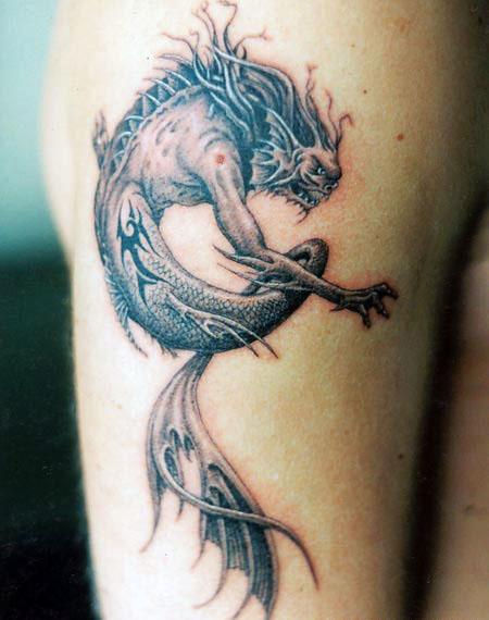 back tattoos for guys. Tribal Back Tattoos For Men.