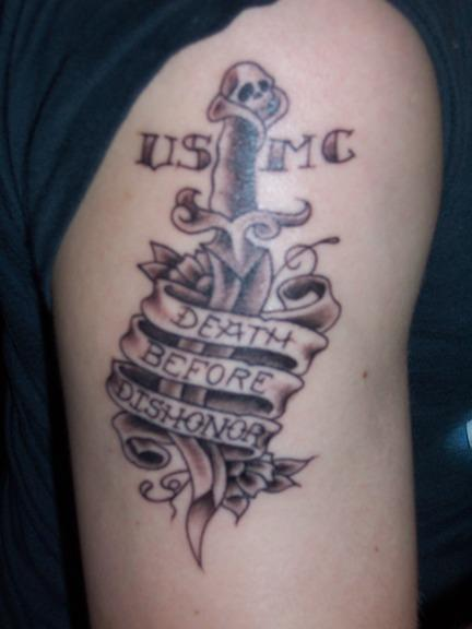 Military Tattoos : Military tattoo designs, Military tattoo art, Army tattoo
