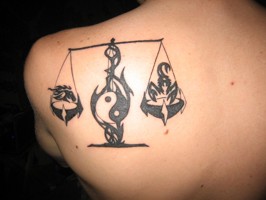 The Meaning of Libra Tattoos