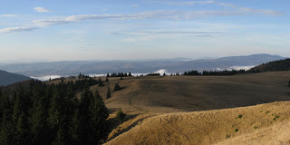 Panorama Golul Lepsei Romania