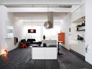 Luxury design interior minimalist furniture