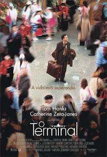 Filme Poster O Terminal DVDRip RMVB Dublado