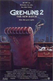 Filme Poster Gremlins 2: A Nova Turma DVDRip XviD Dublado