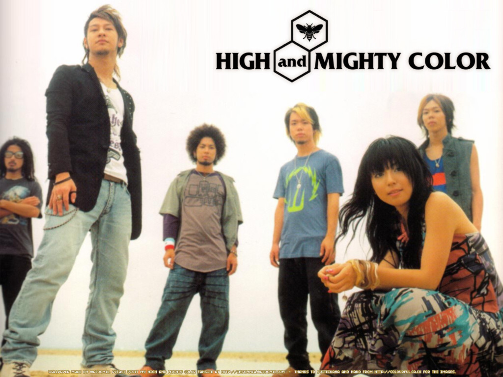 HIGH and MIGHTY COLOR Kkqqpocaokeco-Wallpaper02_1024