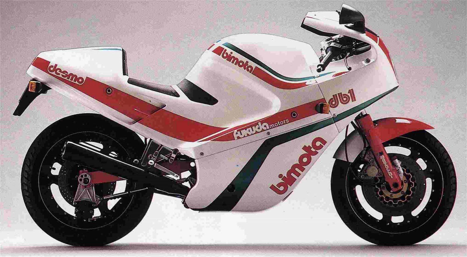 speedmotive  mechanics that say something  bimota db1  u0026 39 85