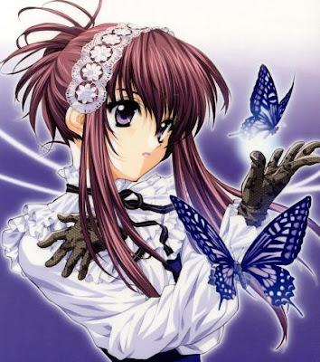 La mariposa y la estrella | Ai no Tenshi