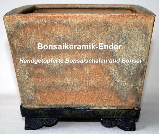 Bonsai-Keramik-Ender