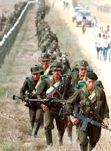 Guerrilleros y paras en Venezuela (presentación)