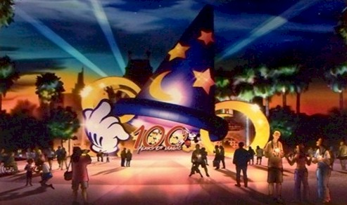 Disney's  MGM Studios