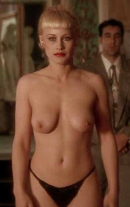 Great Nude Scenes In Film History 10... Patricia Arquette...Lost Highway