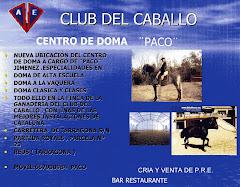 CENTRO DE DOMA ( PACO)