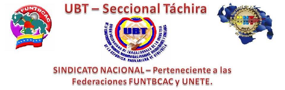 UBT - Seccional Táchira