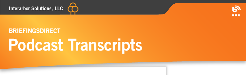 BriefingsDirect Transcripts
