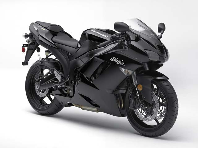 Picture of Kawasaki Ninja Rr 150 Modifikasi