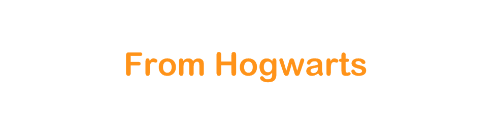 FromHogwarts