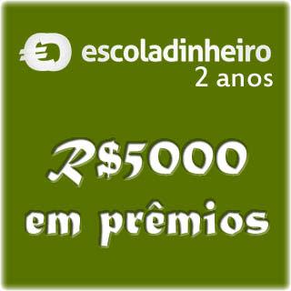 Promoção Escola Dinheiro