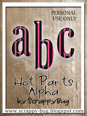 http://scrappy-bug.blogspot.com/2009/12/hot-pants-freebie-part-3-alpha.html