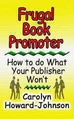 Frugal Book Promoter