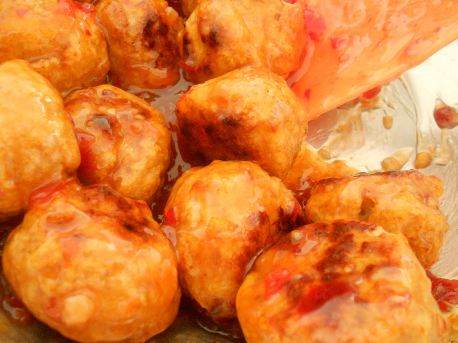 Warm Asian Potato Salad With Sesame & Fresh Chile Dressing Recipes ...