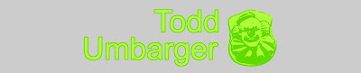Todd Umbarger blog header photo