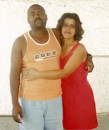 Sandra e Esposo Carlos