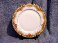 Mikasa Amherst Dinner Plate - Click for full size view