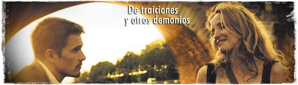 De traiciones y otros demonios