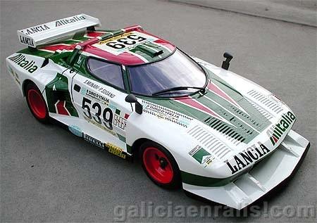 Sunhayoon 2010 Lancia Stratos Concept Photos