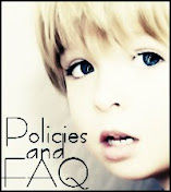 Policies and FAQ